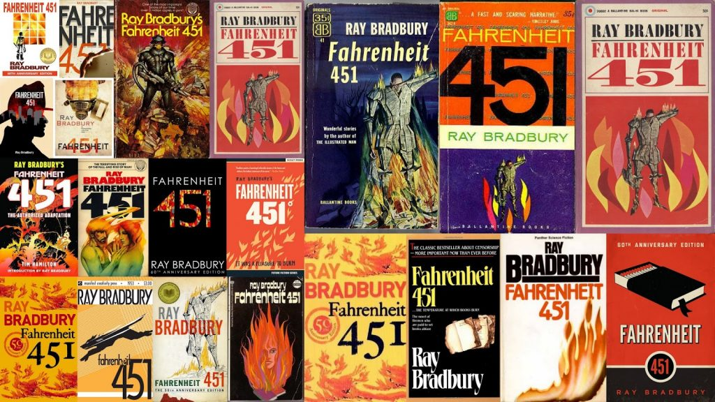 an analysis of the powers of technology and government censorship in fahrenheit 451 by ray bradbury Fahrenheit 451 summary & lesson plans the government's censorship and a ban on books is portrayed as essential questions for fahrenheit 451 by ray bradbury.