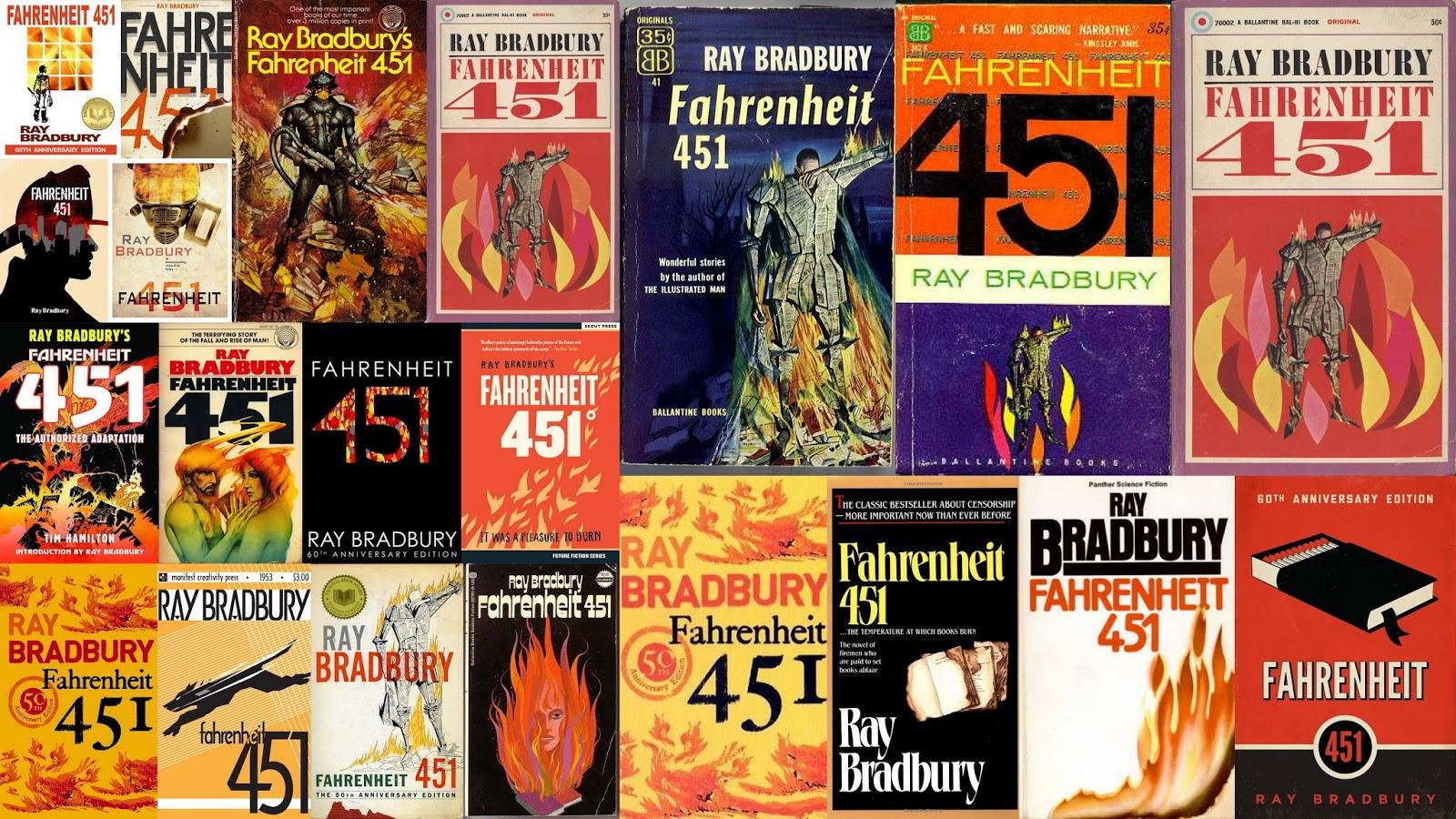 the impact of technology on human interaction in ray bradburys novel fahrenheit 451