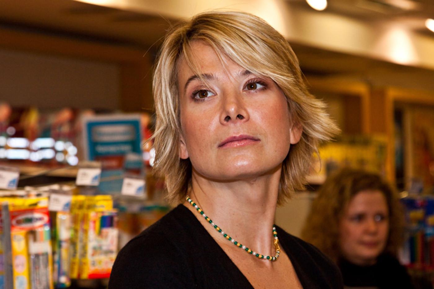 Жена кончаловского старшего фото с новой прической