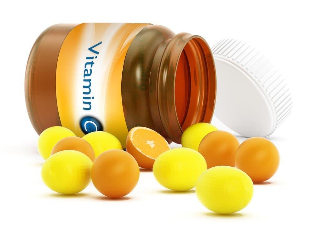 Принимайте витамин С