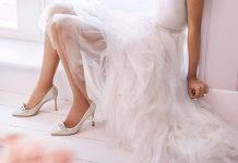 Ношенные туфли