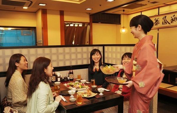 Посещение ресторана