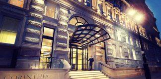 Отель Corinthia
