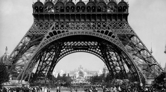 Уродство прекрасного Парижа