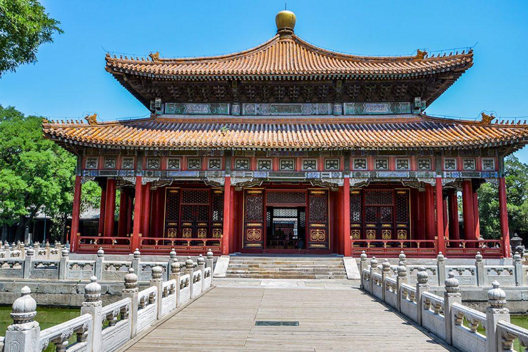 Храм ламы